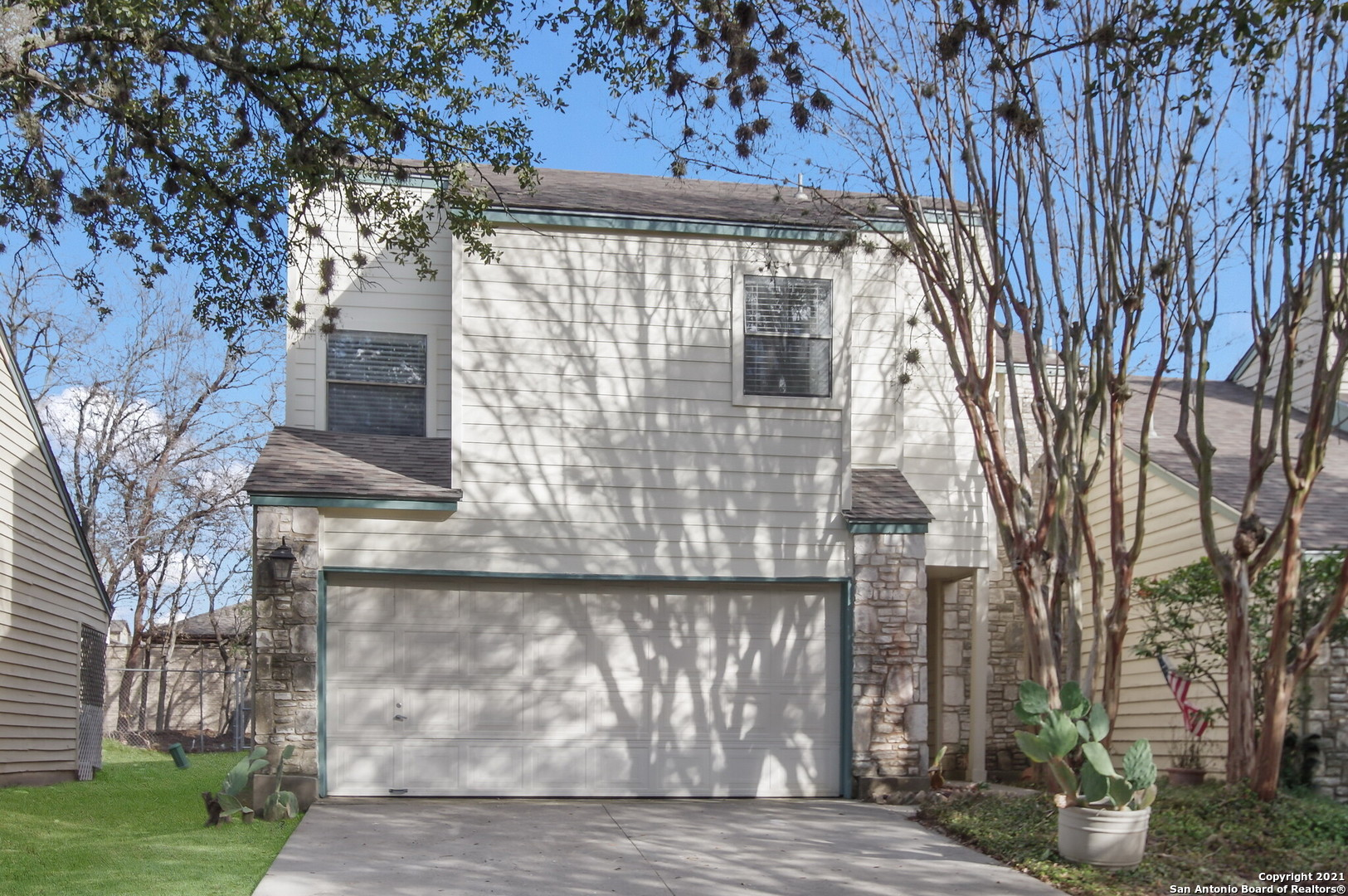 This spacious and move-in ready townhome has 3 bedrooms and 2.5 baths and is located in a private, g