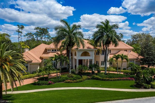 This one of a kind Quail West estate is spread over an oversized 2 acre lot. This property represent