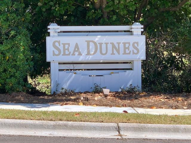 Build your perfect beach cottage on this lovely lot In Quaint Sea Dunes subdivision.  Located in the heart of Dune Allen, walking distance to the Dune Allen  Beach Access with public parking.  This lot backs up to a preservation area for added privacy.  Buyer to verify all dimensions