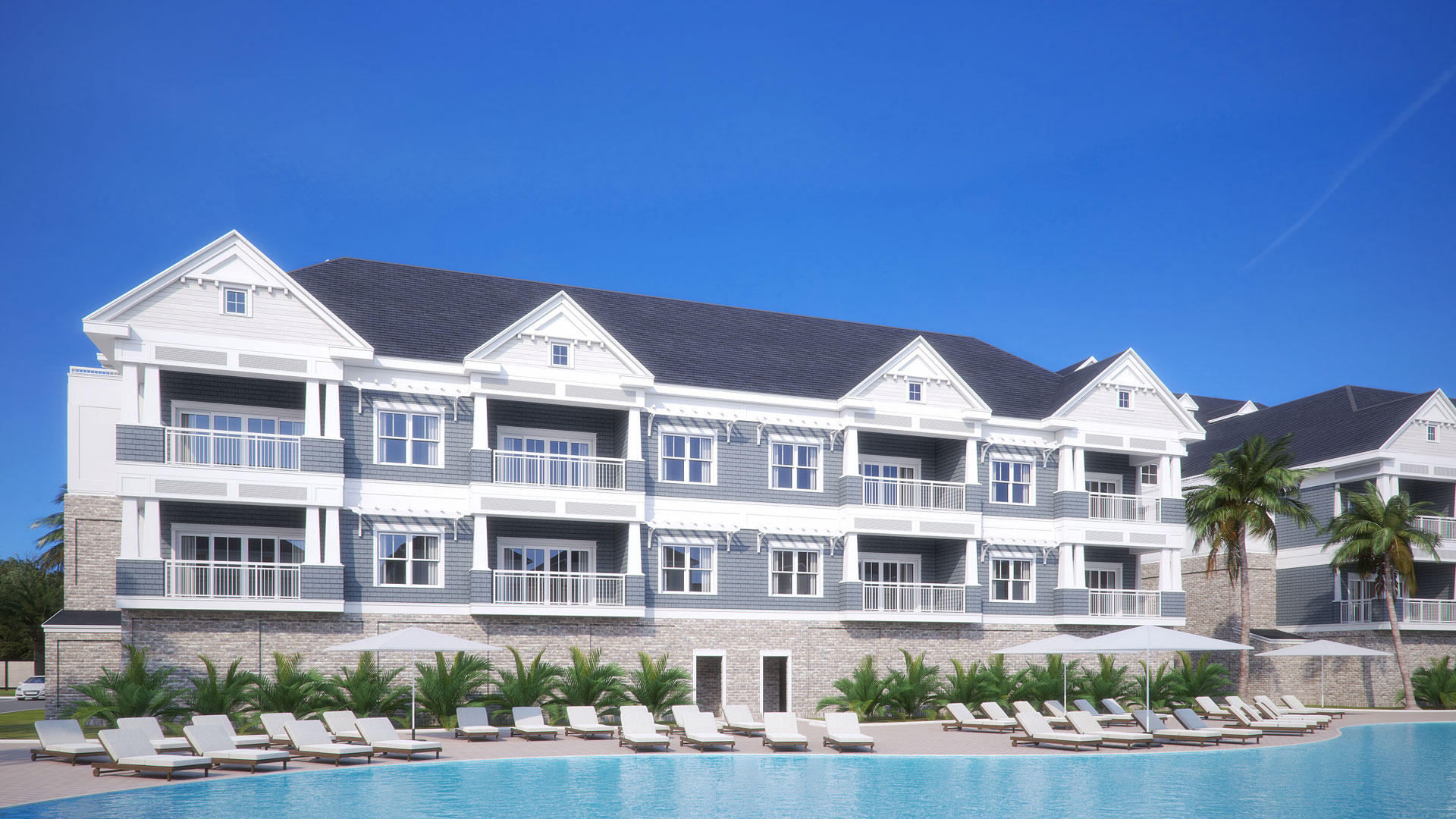 Introducing Parkside at Henderson Beach Resort, an elegant resort living retreat in the heart of Des