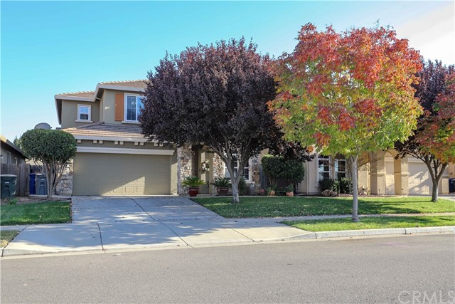 Pride of ownership in this two story beauty!  Located near Merced Community College and just a short