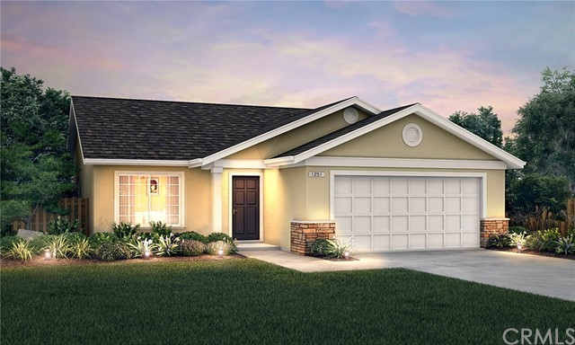 This beautiful, new open floor plan is 1,251 square feet and features 3 bedrooms, 2 baths, and a 2 c