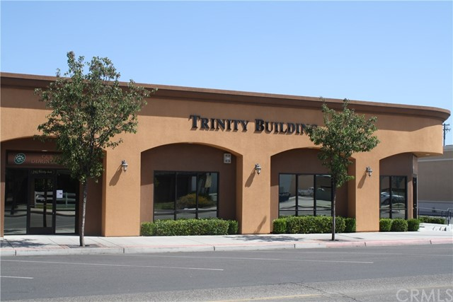 The Trinity Office Building is a very attractive modern multi-tenant office building built in 2009. It is fully occupied with 5 separate tenants (including owner who will lease back for 5 years with a 5-year renewal option). Based upon Gross Scheduled Rents of $135,588 / year (i.e. current rents of $11,299 / month) the asking price represent a 7.03% Capitalization Rate. With a 30% down payment + estimated 2% closing costs the Cash on Cash rate of return is projected to be 8.47% (based upon a 3.90% fixed for 5 years interest rate, a 25-year amortization schedule, a 5-year interest rate reset and a 10-year balloon/refinance. With said financing the debt coverage ratio is 1.6 and the cash flow before taxes + principal reduction over the first year of the loan is eqaul to 4.33% of the listed price of $1,375,000. Beautiful 'Pride of Ownership' property located within 2 blocks of City Hall, 1 block from City's primary arterial, Robertson Boulevard and across the street from the Camarena Health Center and the Family Resources Center. There is parking behind the building off of the alley and also the building has 9 designated parking spaces in the City Maintained Public Parking Lot across