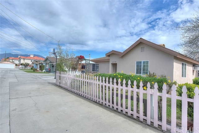 Just Listed!! This 3 bedroom and 2 Bath home is located in a most desireable area of El Monte. Near well sought after schools, in a neighborhood that shows pride of ownership. The home features, recent upgrades throughout the home.  ~2 Car Detached garage ~ Cul De Sac Location.   Conveniently located between 210 , 10 and 605 Fwy, and just minutes from Santa Anita Fashion Park, Santa Anita Race tracks and Downtown Los Angeles.   Must see to appreciate!!