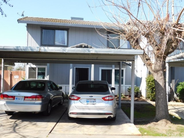 "Looking for a ""Hard To Find"" 3 units, One home and a duplex that ALL HAVE 3 BEDROOMS  and all on the same lot. The home is a 3 bed one bath that measures over 1050 sq. ft. The duplex in back are both 3 bedrooms and 2 baths that measure around 1000 sq. ft each. as per seller. The duplex was built in 2009. The units have Central heat and air, Dual pane windows, gas stoves and dishwashers. Tile in kitchen and bath. The units are in very good condition with a good rental history for you investors who are looking for a impressive investment of 6.2 CAP Rate. The property has 2 parking spaces per unit. The lot measures 10,000 sq ft. These 3 bedroom units , as you know, are hard to find and would be a nice addition to your portfolio."