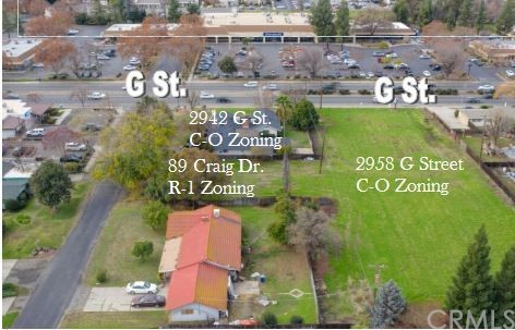 BULK SALE! THIS PROPERTY MUST BE SOLD CONCURRENTLY WITH 2942 G Street, 89 Craig Drive, 121 Craig Drive and 3351