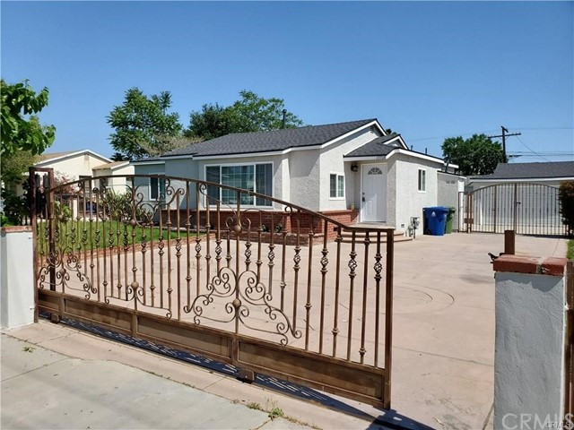 Fall in love with this tastefully remodeled home where everything has been redone: the kitchen, the 3 good size bathrooms, new carpet in the 4 bedrooms, new laminate wood flooring in the common area, new double pane windows, a new roof... Assessor shows a 1,555 sf house that sits on a large 10,375 sf lot with 2 bedrooms and 2 bathrooms. This inviting home features 2 master suites with en suite bathrooms. The remodeling was done with a city permit for 3 bathrooms, one kitchen, and one new roof. Buyers to satisfy themselves for any other information regarding the additional bedrooms and baths. Nearby schools include PUC Community Charter School rated above average and Balboa Gifted Magnet school rated excellent. The house sits in a federally designated Opportunity Zone and with the new ADU law, one detached ADU up to 1200 sf and one junior attached ADU can be built on the lot. The Opportunity Zone allows an investor to reduce the tax on the capital gain invested in this property by 10% and to permanently exclude taxable income on future gains if the investment is held for at least 10 years. Rental survey shows $3,500 possible for a 4-bedroom house with a median rent of $3,225 and $3,