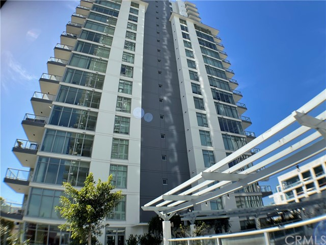 This is luxury downtown living. On the 16th floor of West Ocean Condo tower with a view of the expansive long Beach harbor and 180 degree OCEAN VIEW of Newport Beach, Queen Mary, Catalina, Palos Verdes  the beach and coastline to the south and Catalina Island. Located directly below you are the Catalina Express Terminal and the large downtown Long Beach Marina and shoreline shops and miles of bike paths south the length of Long Beach. This location has easy access to the Los Angeles Freeway system to be on your way anywhere in Los Angeles County or Orange County in minutes. this unit is one of the very few 3-bedroom, 2.5-bath in the complex. It has a gourmet kitchen, stainless steel sink and appliances, bar stools for entertaining or a fast meal, a spacious dining area and living room in a modern open floor plan. This rarely available unit has a large master suite with floor to ceiling windows and non-stop views. This property has in unit washer and dryer, recess lighting, balcony and much more waiting for you to come and see it. The complex is comprised of two towers, with pool, spa, sauna, gym, recreational room, BBQ area, outdoor fireplace, wine cellar storage units (if you choo