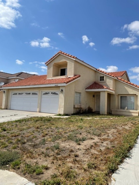 Perfect opportunity for investors to add some TLC and turn it into a dream home!! or Perfect stared home with  4 Bedrooms, 3 Bathrooms, living room, family room, central air, fireplace, Pool and 3 car garage!! Low HOA only $47.00 a month!! Association offers a pool, gym, fitness and park.  DESIRABLE NEIGHBORHOOD OF MORENO VALLEY !!