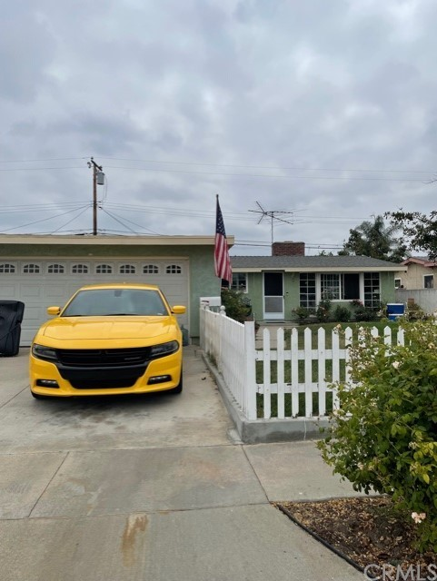 Opportunity Knocks !!! 3 bedroom 2 bathroom in City of La Mirada. Single Story with a large front yard and a pool in the backyard!!  Laminated wood floors throughout , tile floors in the kitchen,  upgraded Bathrooms, laundry located in the garage. Easy to show ! Home is being sold As Is.