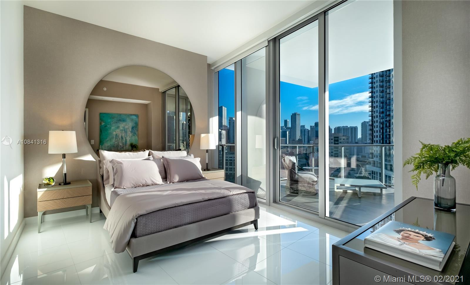 Welcome to the luxurious PARAMOUNT Miami Worldcenter, the building with the most amenities in the wo