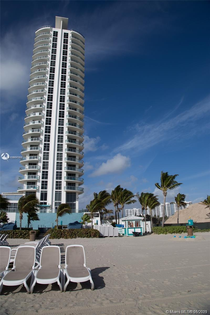 ***Amazing Ocean View ** 680 sq-ft , Unit comes fully furnishes with a full kitchen including Breakf