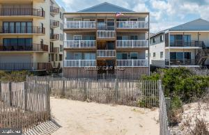 Direct Oceanfront...Does not get much better than this location! Just open your balcony gate and walk down a few steps and you are on the beach path to the Ocean;  3 bedroom - 1.5 baths; furnished; first floor south end condo.  North Ocean City close to Fenwick Island, Northside Park and many excellent restaurants and shopping. 6 unit building; completely renovated exterior; contractor information in file; underneath building double insulated and also walls of condo. Pilings reconstructed. Low condo fees & self managed building. Pacesetter is what Ocean City is all about; beautiful beach and ocean. Year round property; new heat pump & many interior upgrades. Condo fee covers basic cable & propane.Has excellent rental potential...