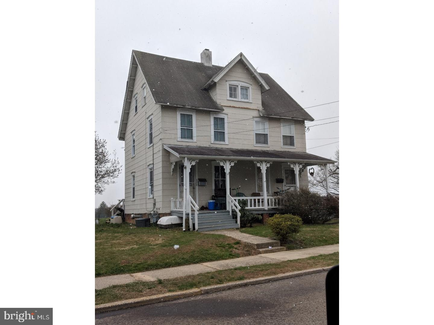 Take a look at this duplex rental with qualified tenants in place who want to stay.  Rents are $950 and $900.  One tenant has been there over 8 years and the other is related to them.  This is a large property which backs up to the school.  Each side offers two bedrooms on the 2nd floor and a full dorm style 3rd floor room.  Some of the windows have been replaced with vinyl windows.  Hardwood floors are in many of the rooms.  Bathrooms are very large.  Curbs are presently being replaced to meet Boro standards and some sidewalk repairs are being done.  634 was renovated in the past several years.  636 has not been updated because the tenants have been resident so long.  There is a new heater in 636 and new electric boxes and outside service