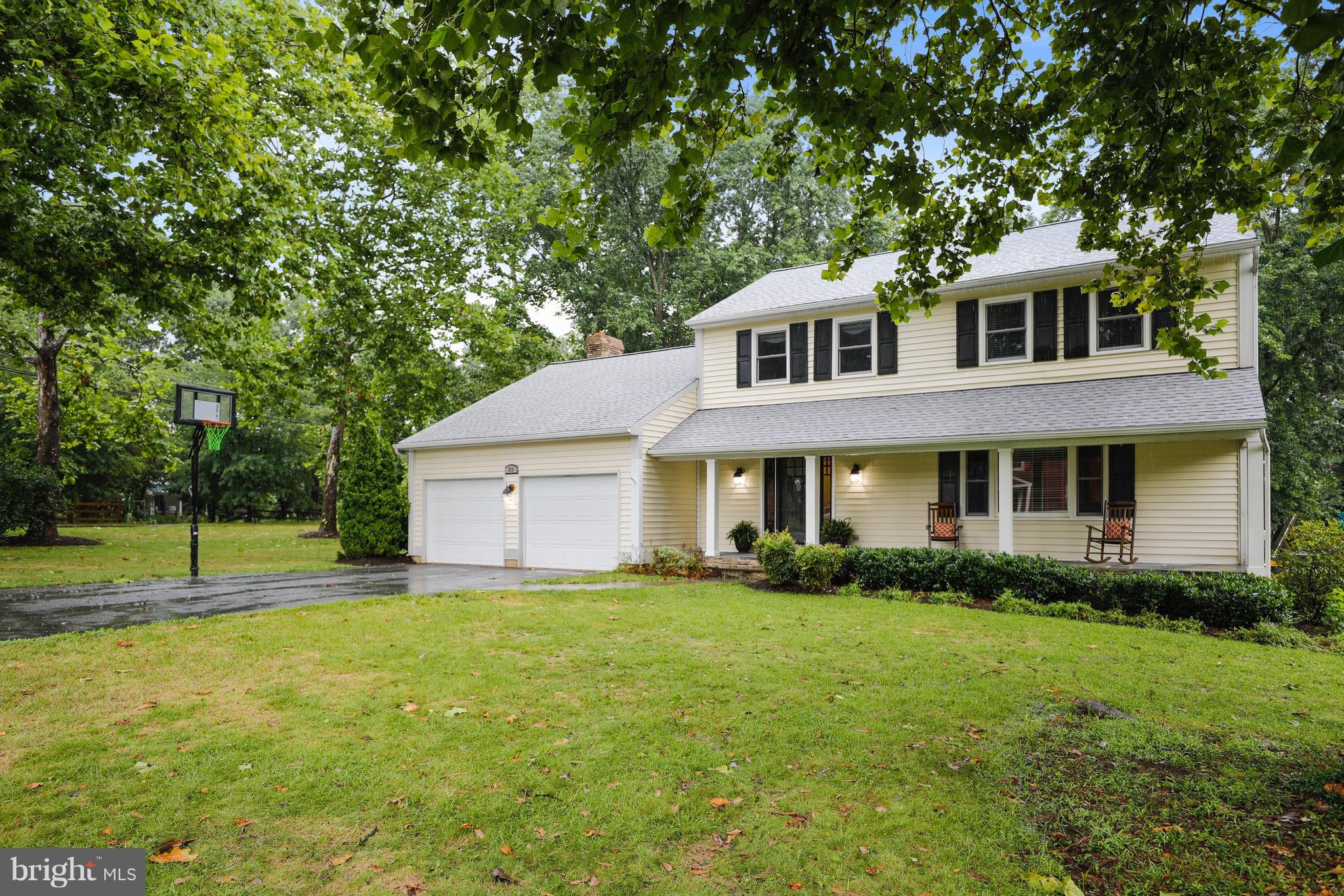 ** PRICE IMPROVEMENT ** Welcome home to this beautiful, 4 Bedroom/2.5 Bath Colonial in CHARTWELL. Walking distance to schools, Kinder Park, & St. Andrew's Swim & Tennis Club (no wait list for Chartwell). NEW ROOF ('18) * SS Appliances * Granite Countertops * Hardwood Floors * Built Ins * Fire Pit * Wood FP * Deck * Fenced Yard * Easy Access to I-97/Rt.3/100