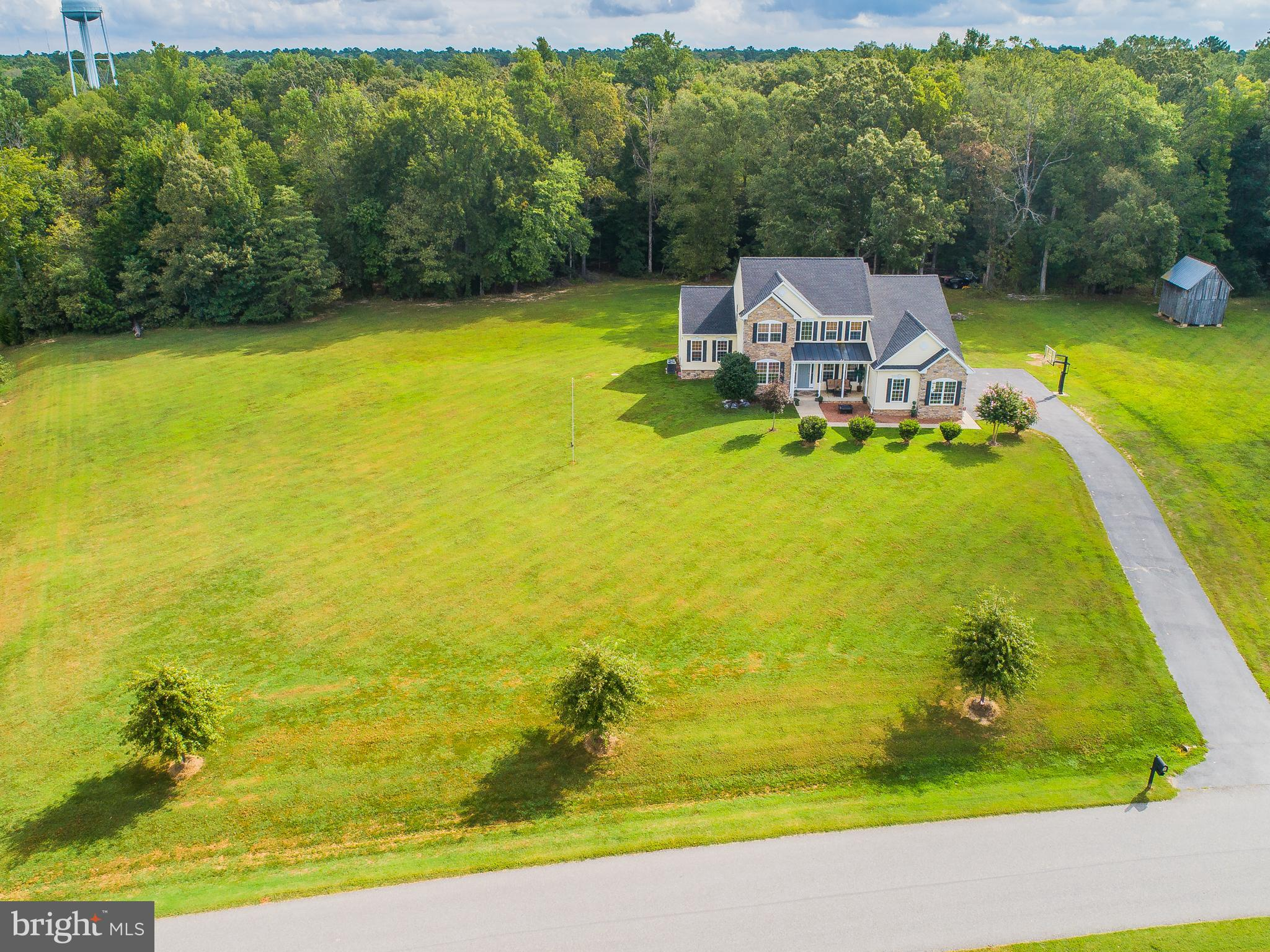 Serenity awaits at this custom designed colonial in Leonardtown Farm! This immaculate home has plent