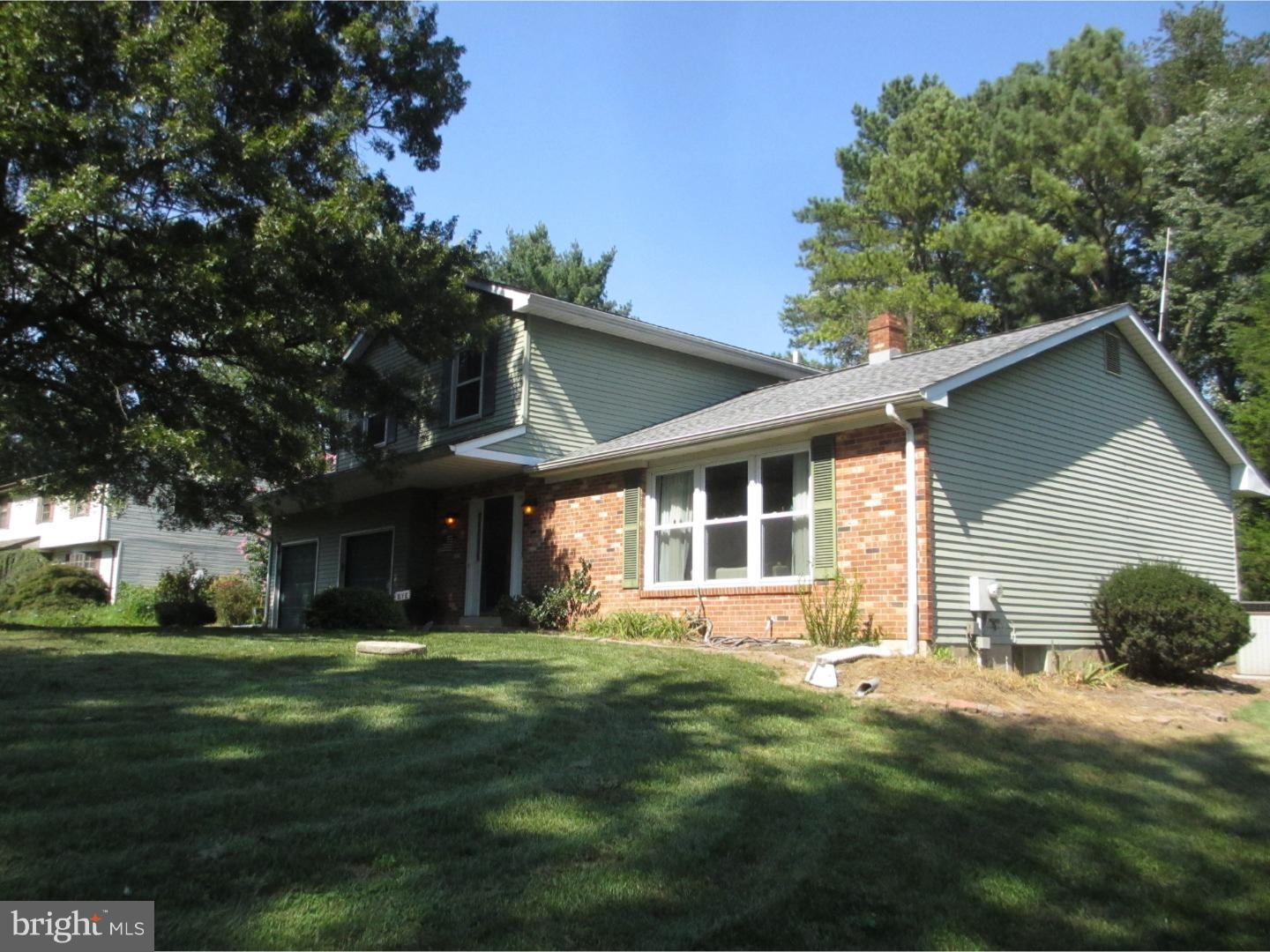 Move in ready!  Great four bedroom, 2.5 bath Colonial with a serene setting and terrific location.