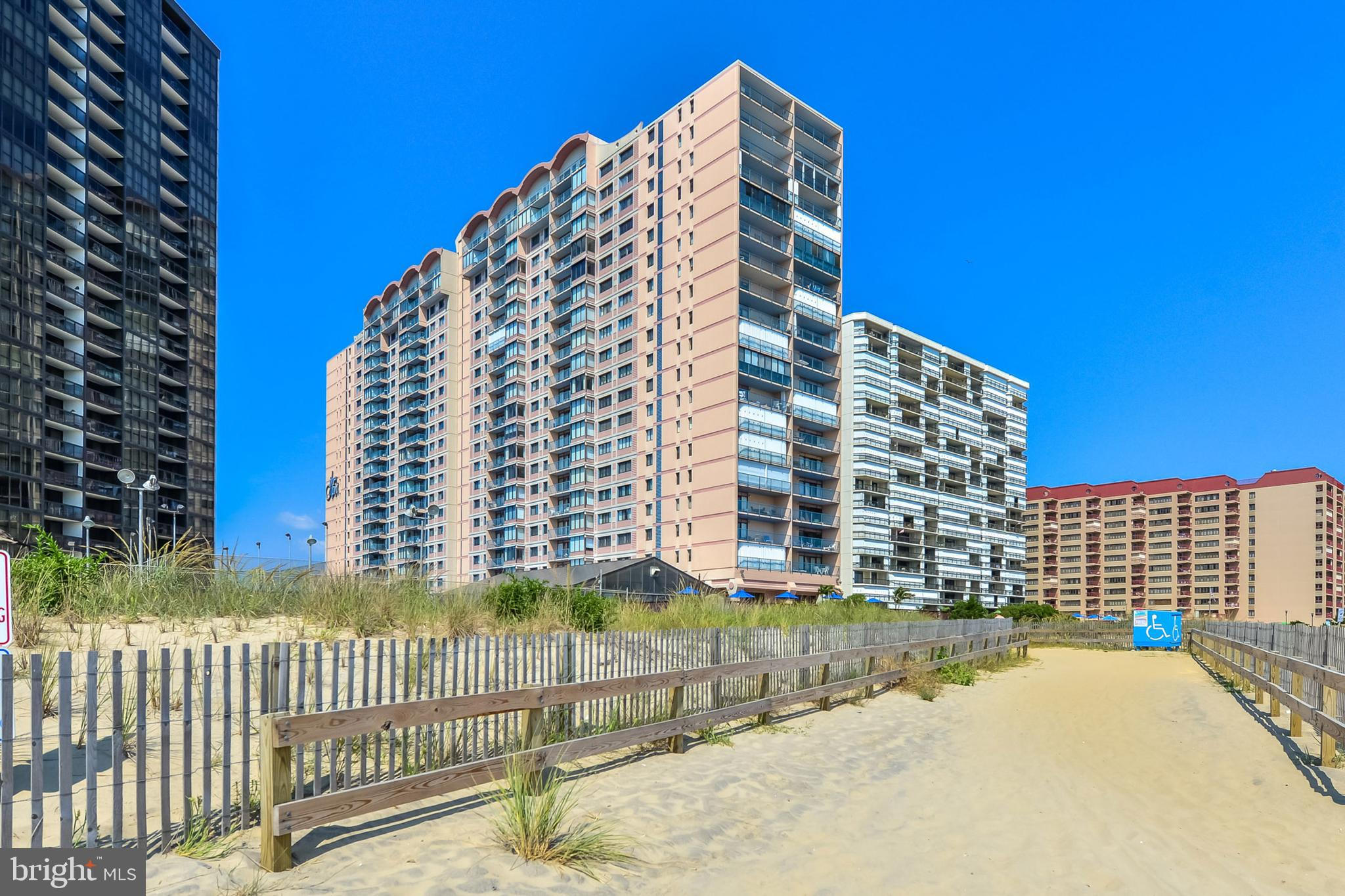 This 3 bed, 2 bath unit, has one of Ocean City's largest balconies featuring amazing bay views and sunsets.   With over 1400 sq/ft there is room for everyone.  Nicely updated with tile throughout the living areas and carpeted bedrooms.  The kitchen features white cabinets, stove, microwave, washer/dryer, and granite countertops.   Both bathrooms have been redone including tile, tub, shower, toilets and vanities with granite counter tops. Beautifully furnished and decorated, including window treatments.  The Capri offers endless amenities including indoor pool for year round use, tennis, sauna, library, fitness, game room, pool tables, indoor basketball court and more. Welcome to the beach.