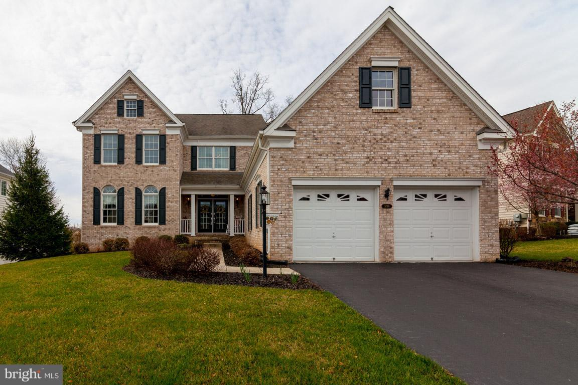 Over4800+ SQFT w/1st FL MBD, glistening HW, 2 story famroom, floor- ceiling stone FP & sunfilled FL RM. UL - 3 spacious BDs, loft-area & huge unfinished area for storage with opt to add 4th bathroom . Great finished walkout basement w/full bath. 2016 tankless H20 heater, furnace, humidifier, cent vac & irr systm & alarm system. Maint free trex deck, LL custom patio w/firepit.  XL Extnded garage.