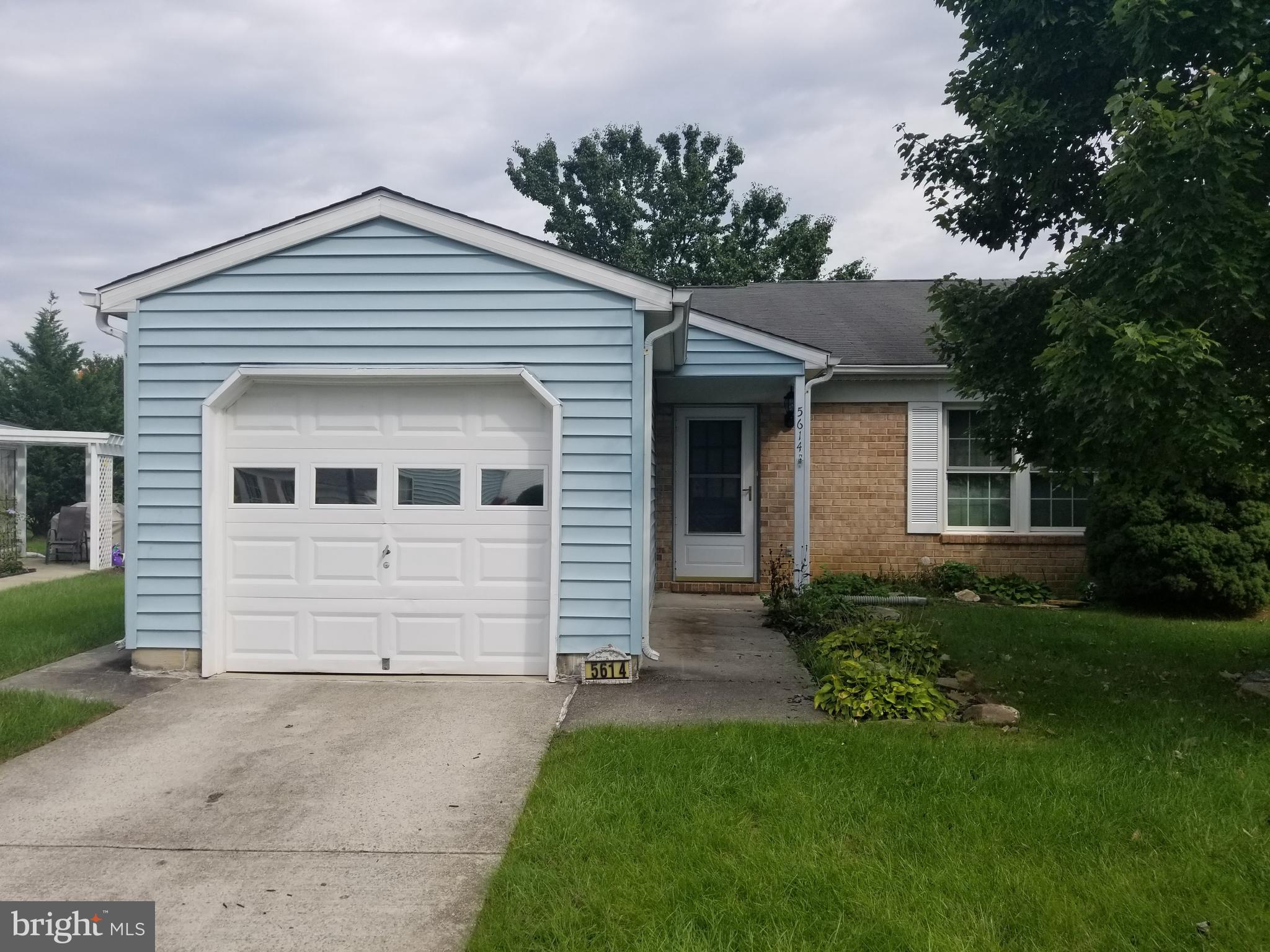 Coming Soon! This home is move-in ready with fresh paint and cleaned carpets, white appliances, and