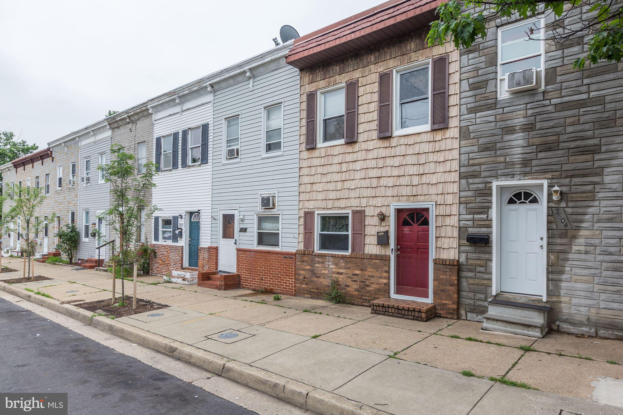 Great opportunity for first time home buyer. Please include As is addendum. Great rental property. Please allow 24 hours notice as this property is tenant occupied. Contract fell through back on market.