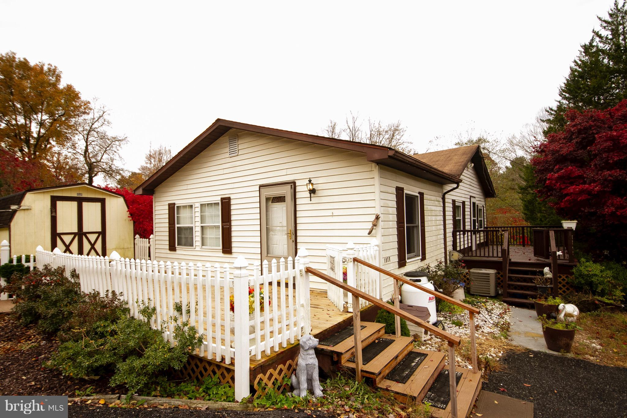**Sold As-Is** Nice rancher on over 1/2 an acre in Joppa! 2 bedrooms, 1 updated full bath. Kitchen h