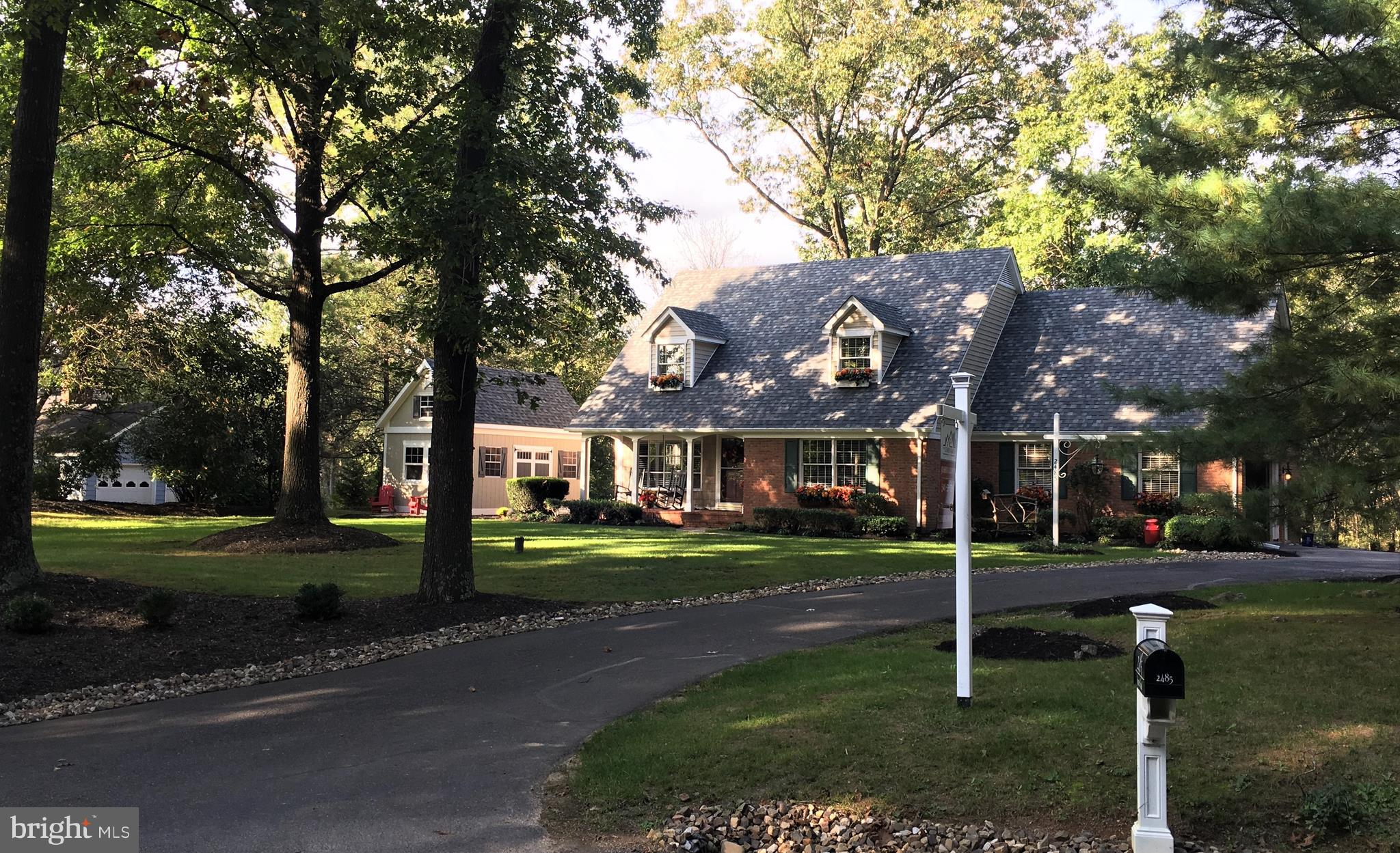 Beautiful Cape Cod located on Jones Road in Winchester. Completely renovated from studs out with too