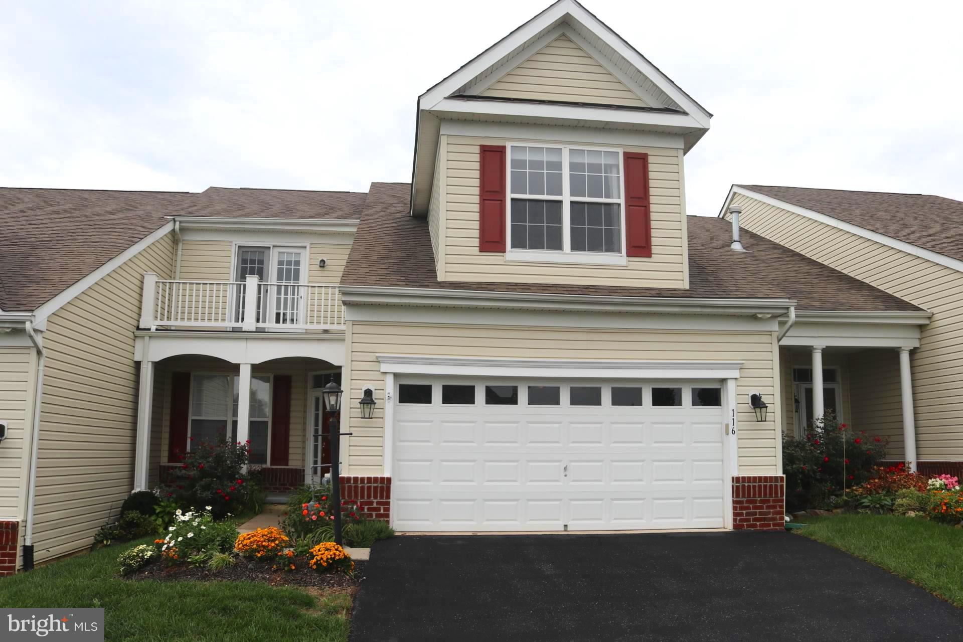 THIS IS A MUST SEE! FORMER MODEL HOME VILLA LOADED WITH UPGRADES! COME EXPERIENCE BULLE ROCK LIVING