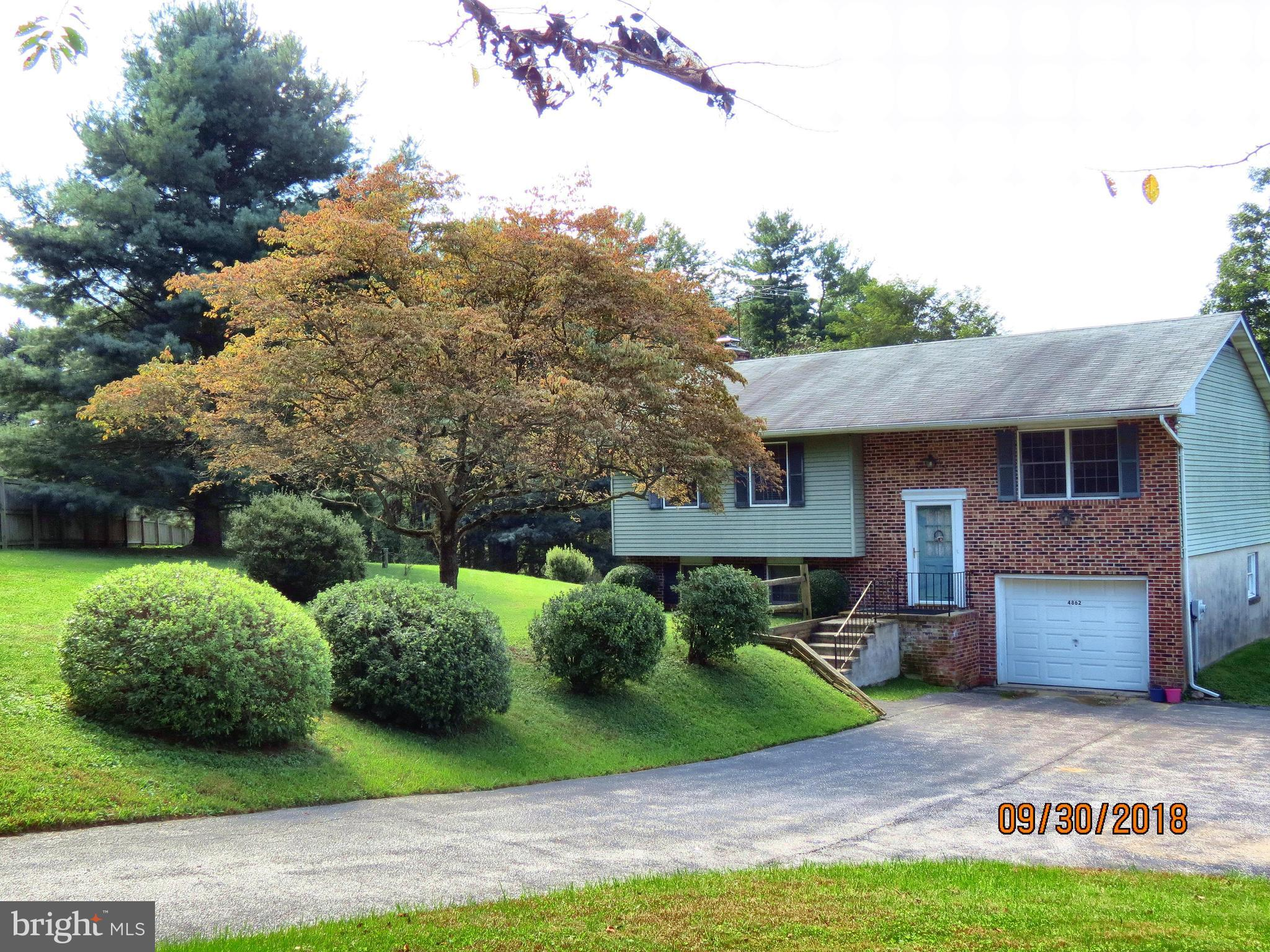 Don't Miss this Oportunity to buy a  well cared for One Owner home that is ready for a new family.
