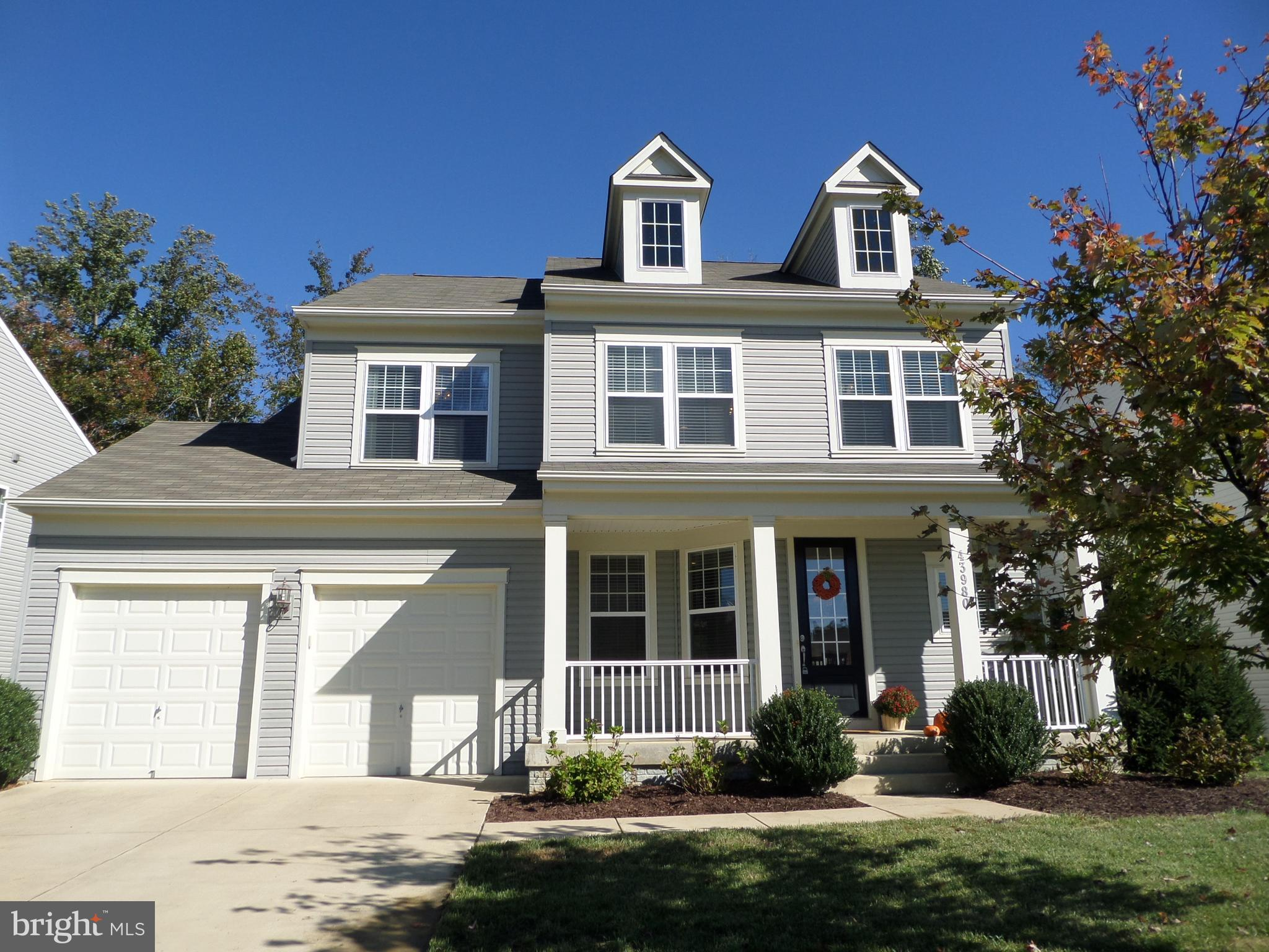 Welcome to your dream home! This stunning colonial shows like a model! It features 4 bedrooms, 3.5 b