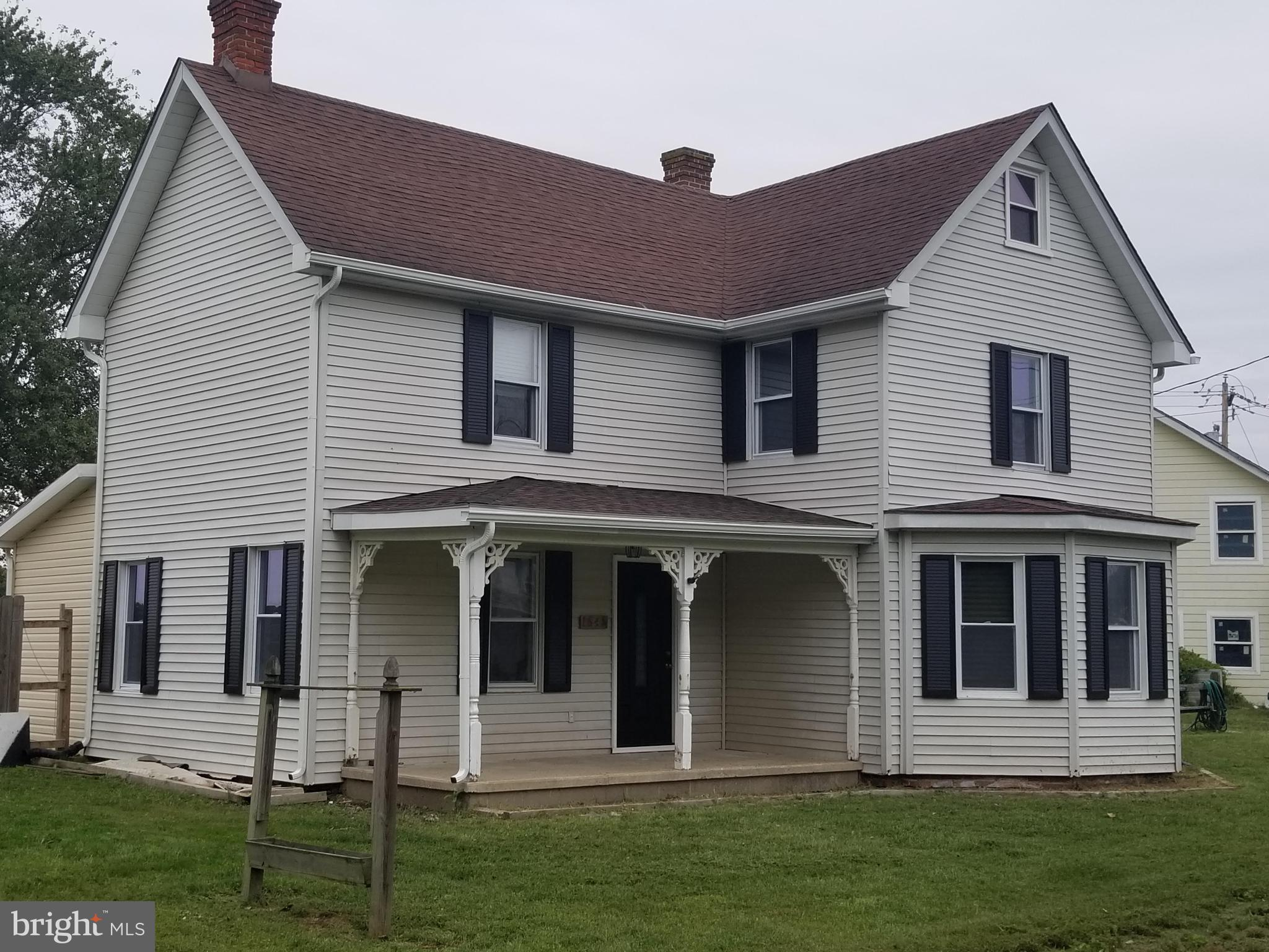 Come see this fantastic Farm House Flip. New HVAC, New Kitchen Cabinets,  New Quarts Counter Tops, N