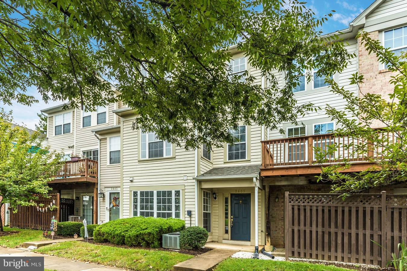 Bring it Home! Spacious townhouse located in the desired RT 26  corridor with instant access to High