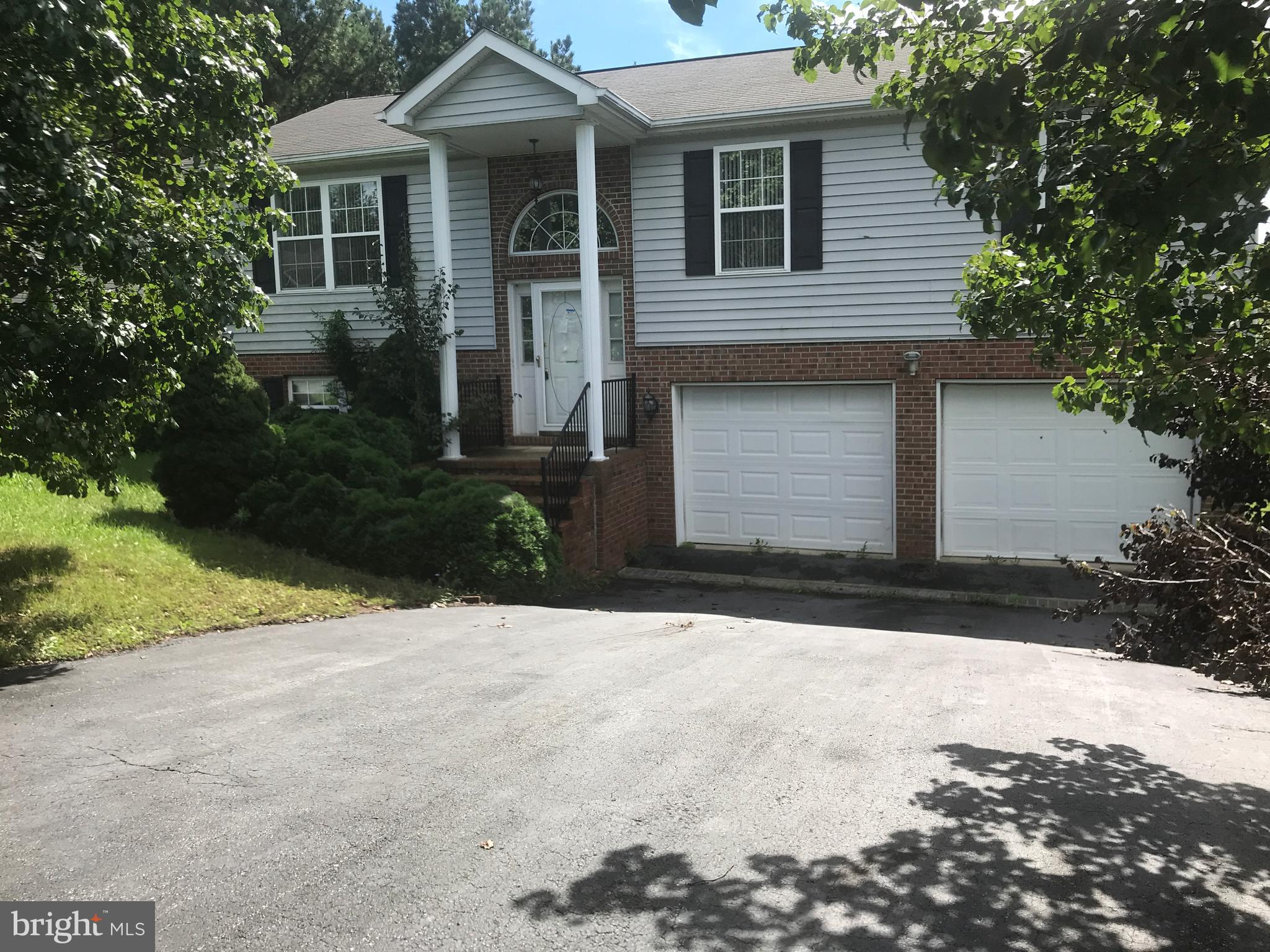 Great split foyer home. 2 Car Garage nice fenced back yard. This property is one of the FNMA 1st loo