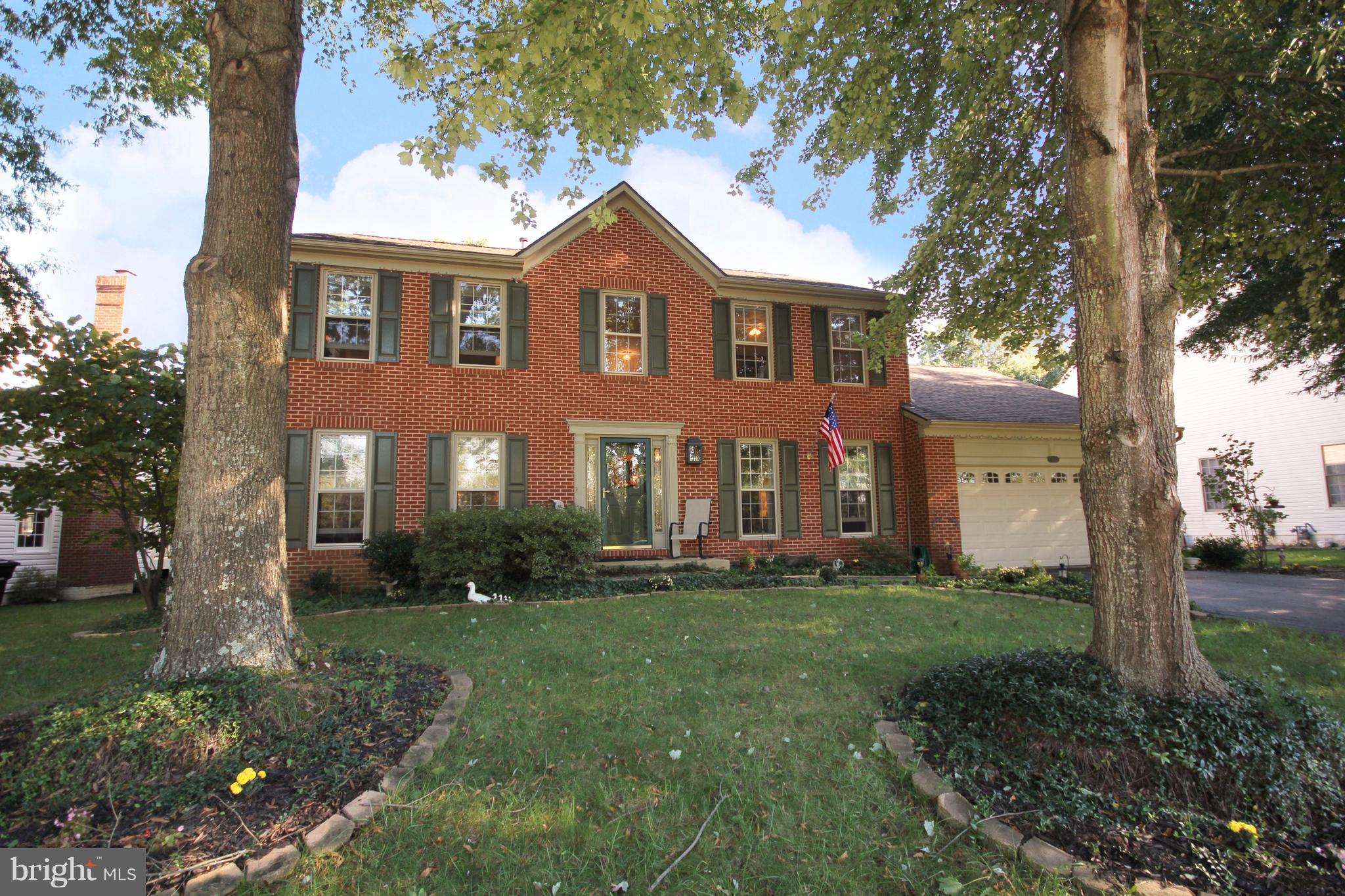 Stunning Colonial within walking distance to downtown Leesburg. Watch Ida Lee fireworks from your fr