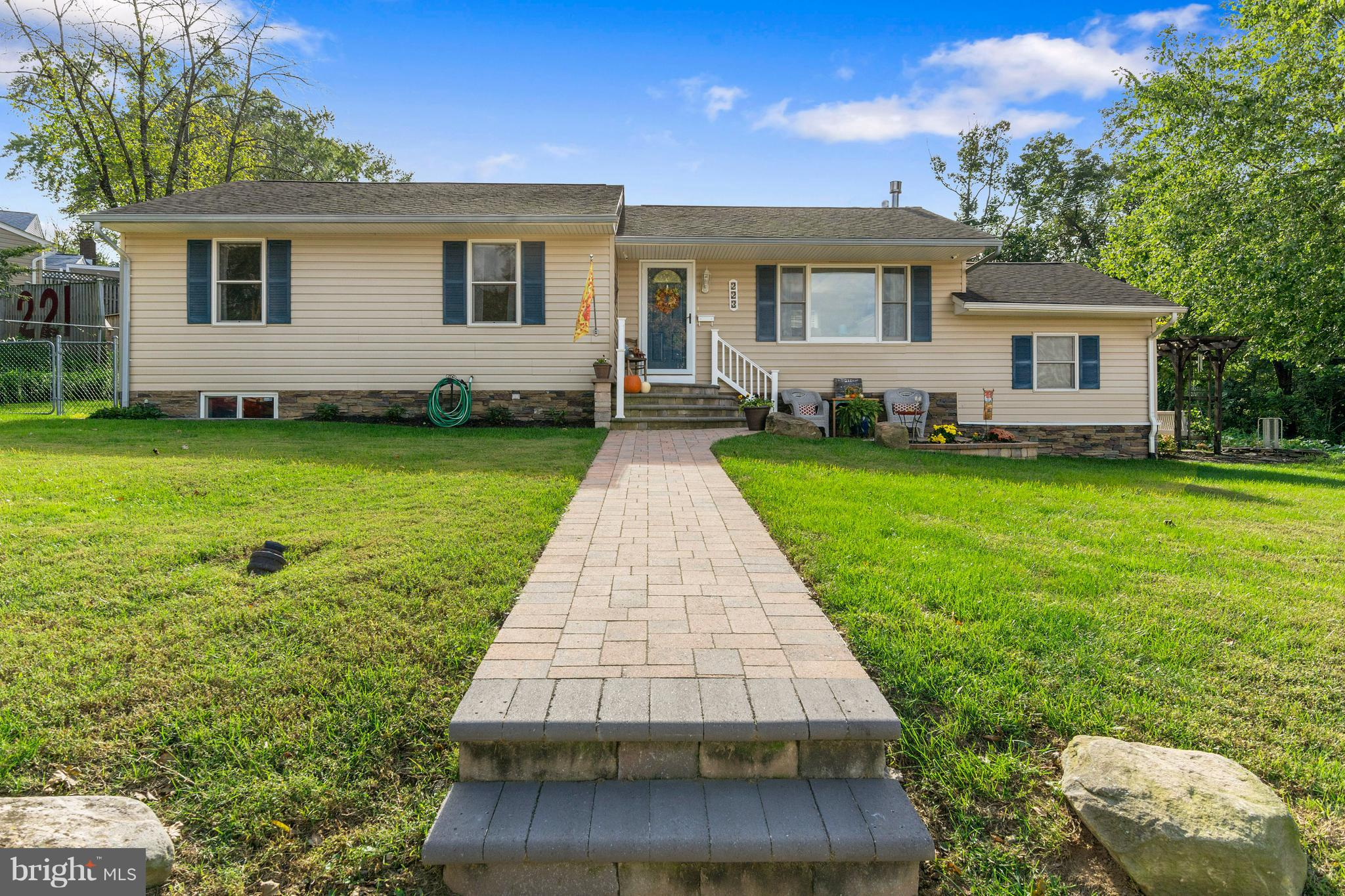 Check out this updated rancher! This home features a generous master bedroom with a TRUE walk in clo