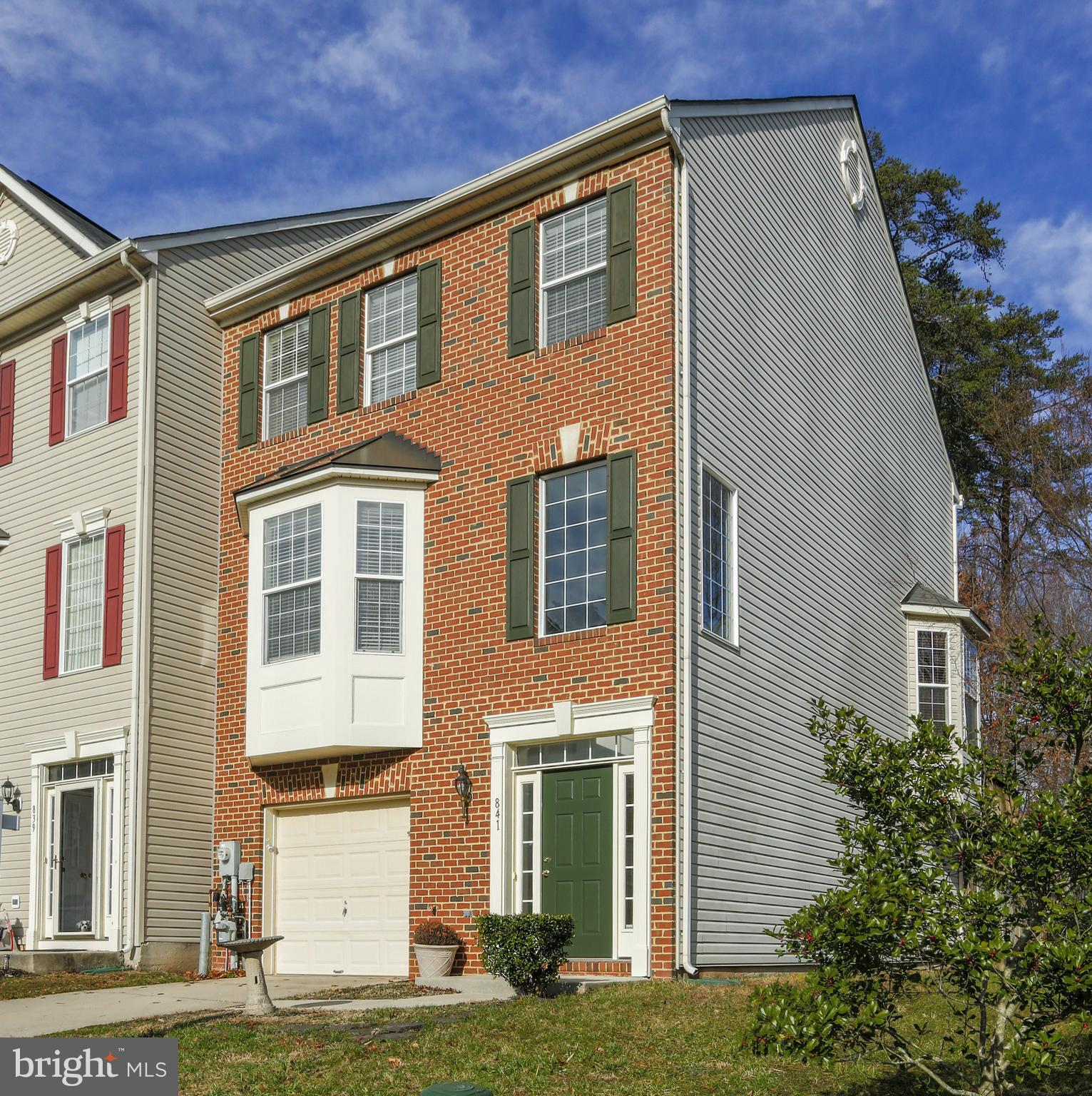 UNDER RENOVATION in the desirable community of Piney Orchard, Large End Unit Town Home with 10x10 Bu