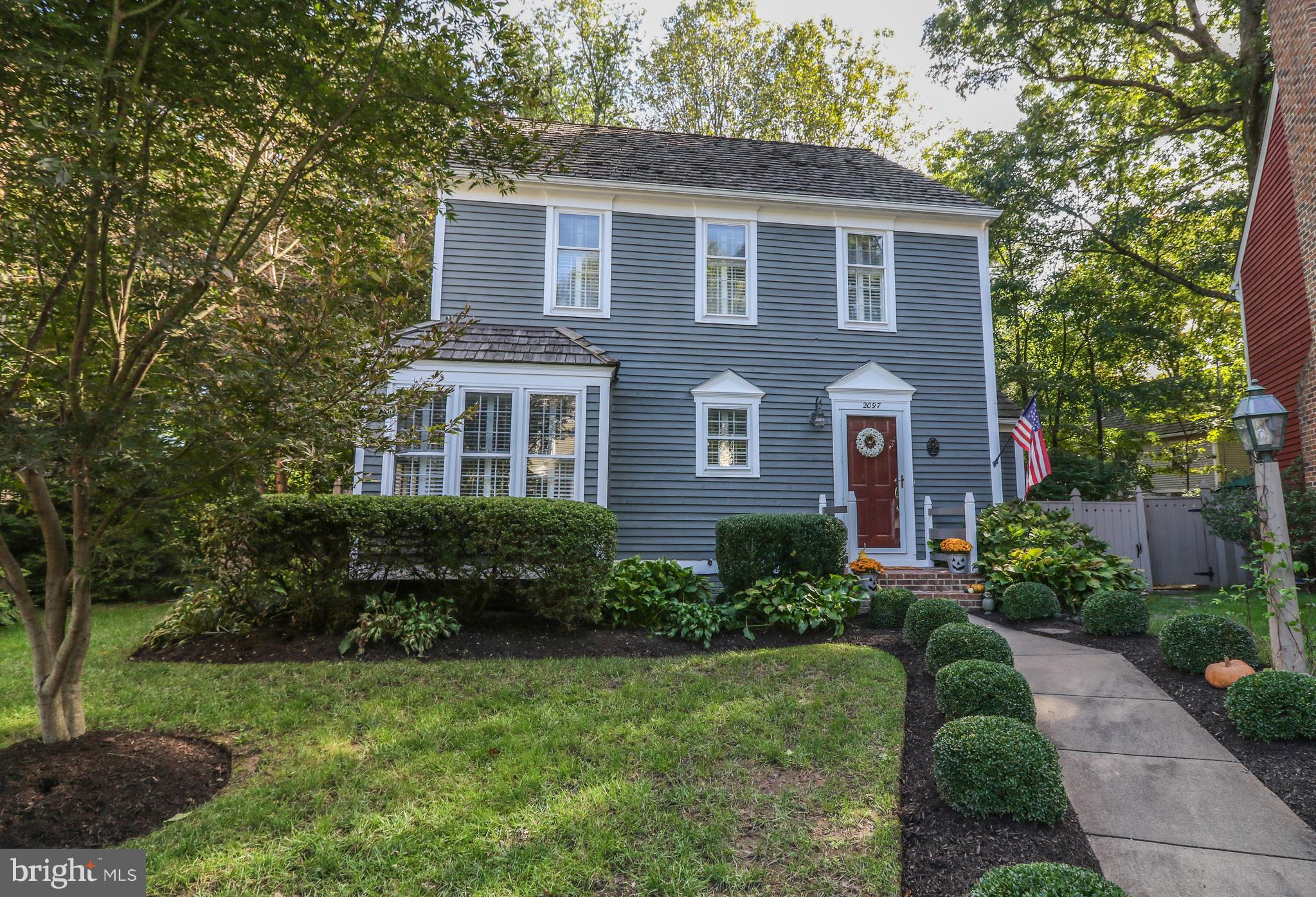 Renovated in the heart of Reston! Charming Saltbox Colonial sited on best lot in neighborhood at end