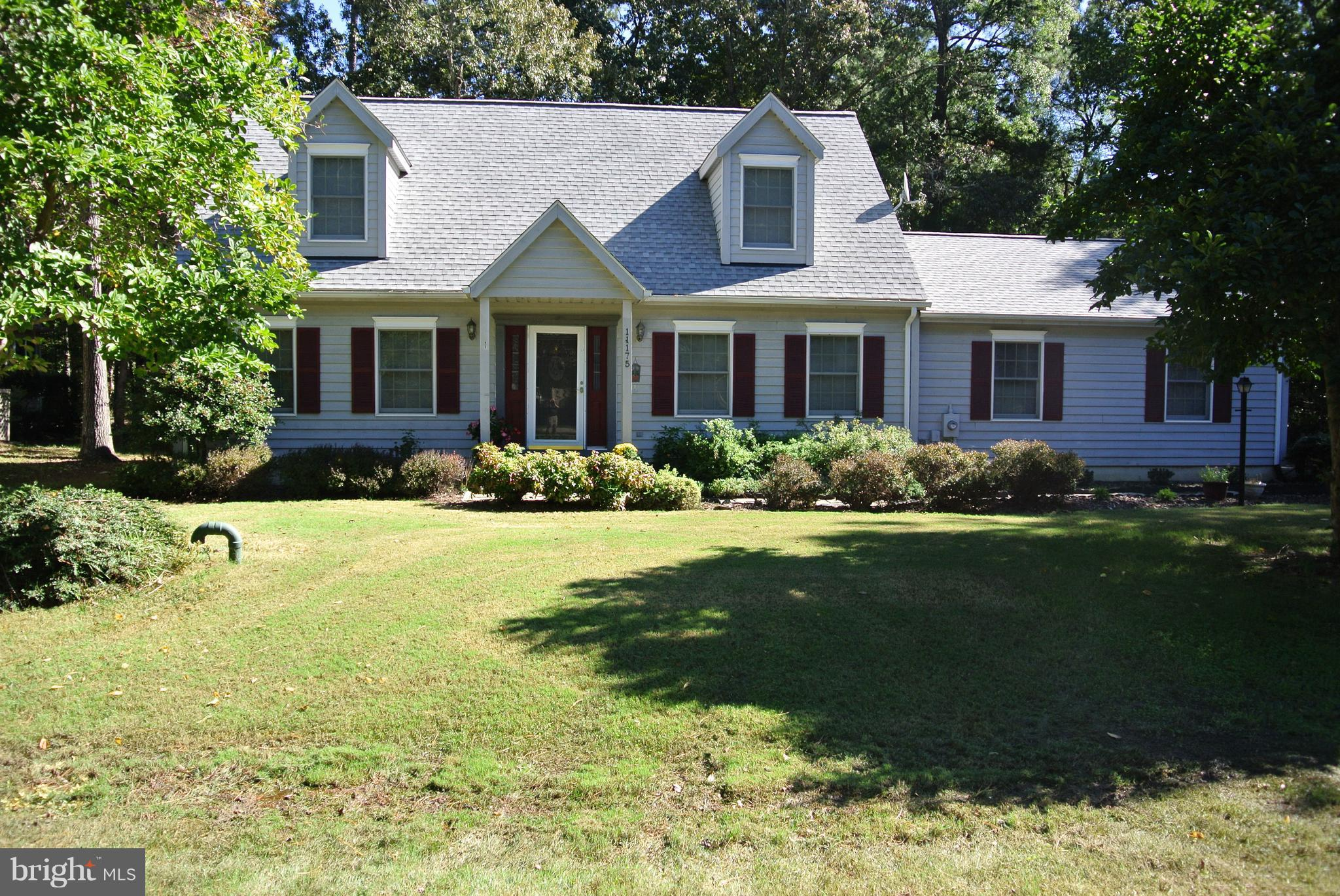 Affordable Cape Cod in Sought After Golf Course Community.  Roof and gutters only 2 years old.  HVAC