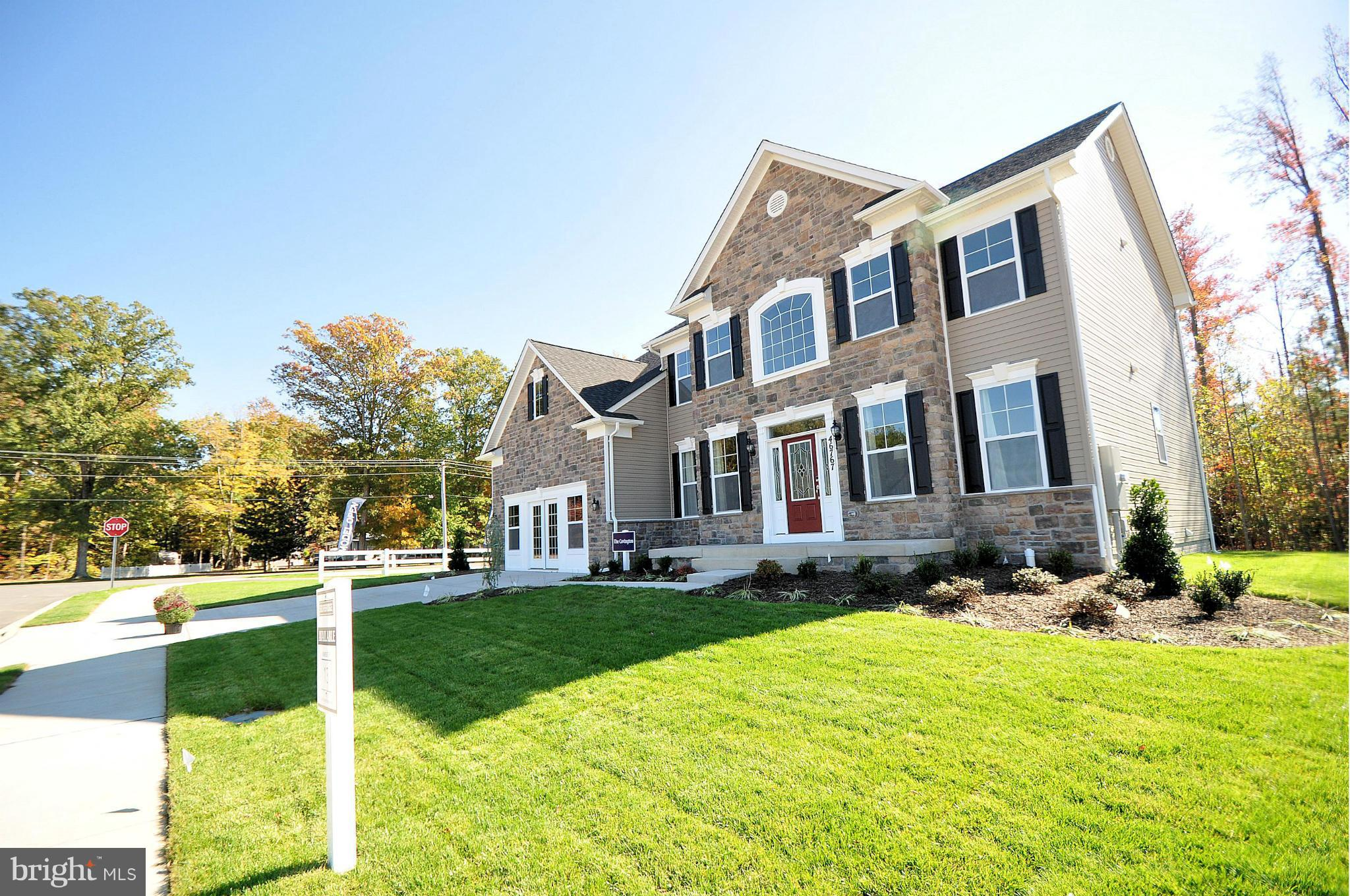 Sturbridge Homes Presents Cool Springs in Annapolis!  4 NEW HOMES located off Winchester Rd.     The