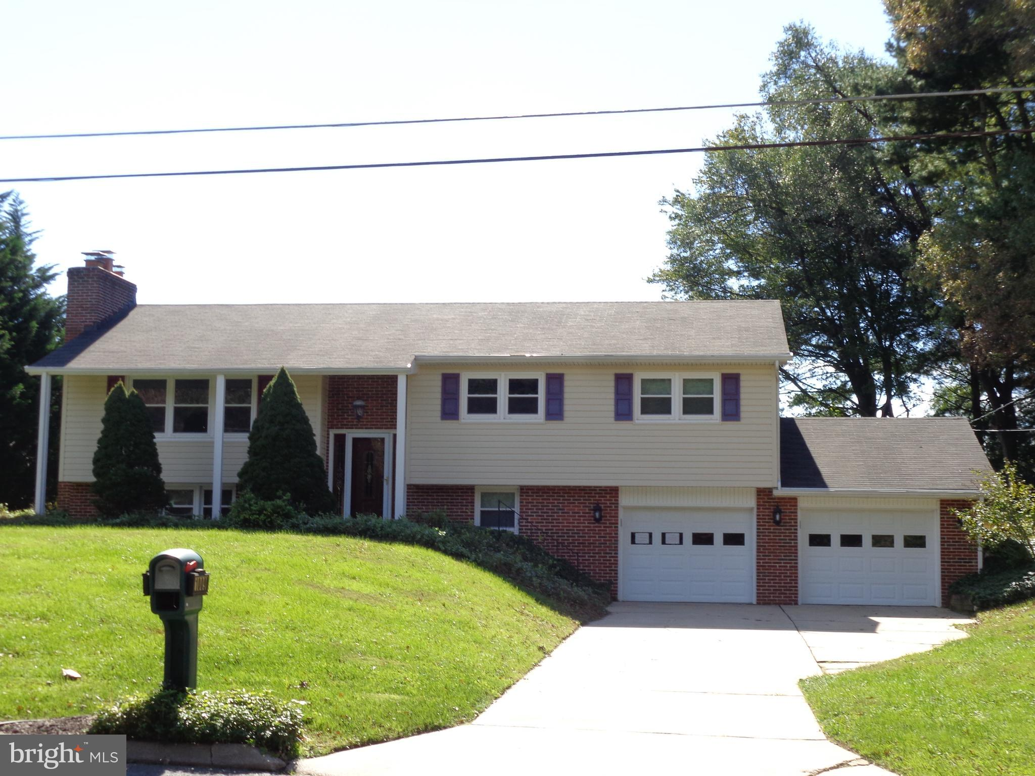Fabulous 3BR 2 1/2 BA home with fireplace, pellet stove, and  oversized 2 car attached garage with N