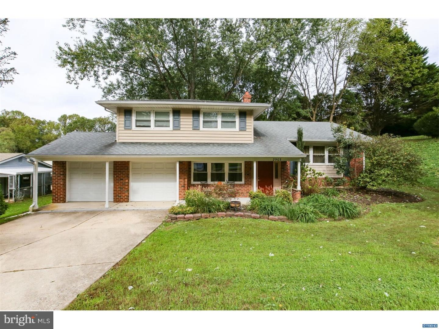 Welcome to 2903 Jaffe Rd. in super convenient community of Arundel.  Rare occasion to find a home in