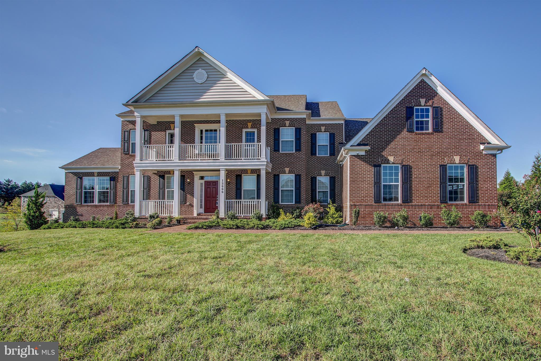 Waterford Estates a premier neighborhood of luxury built homes. This extraordinary home integrates o