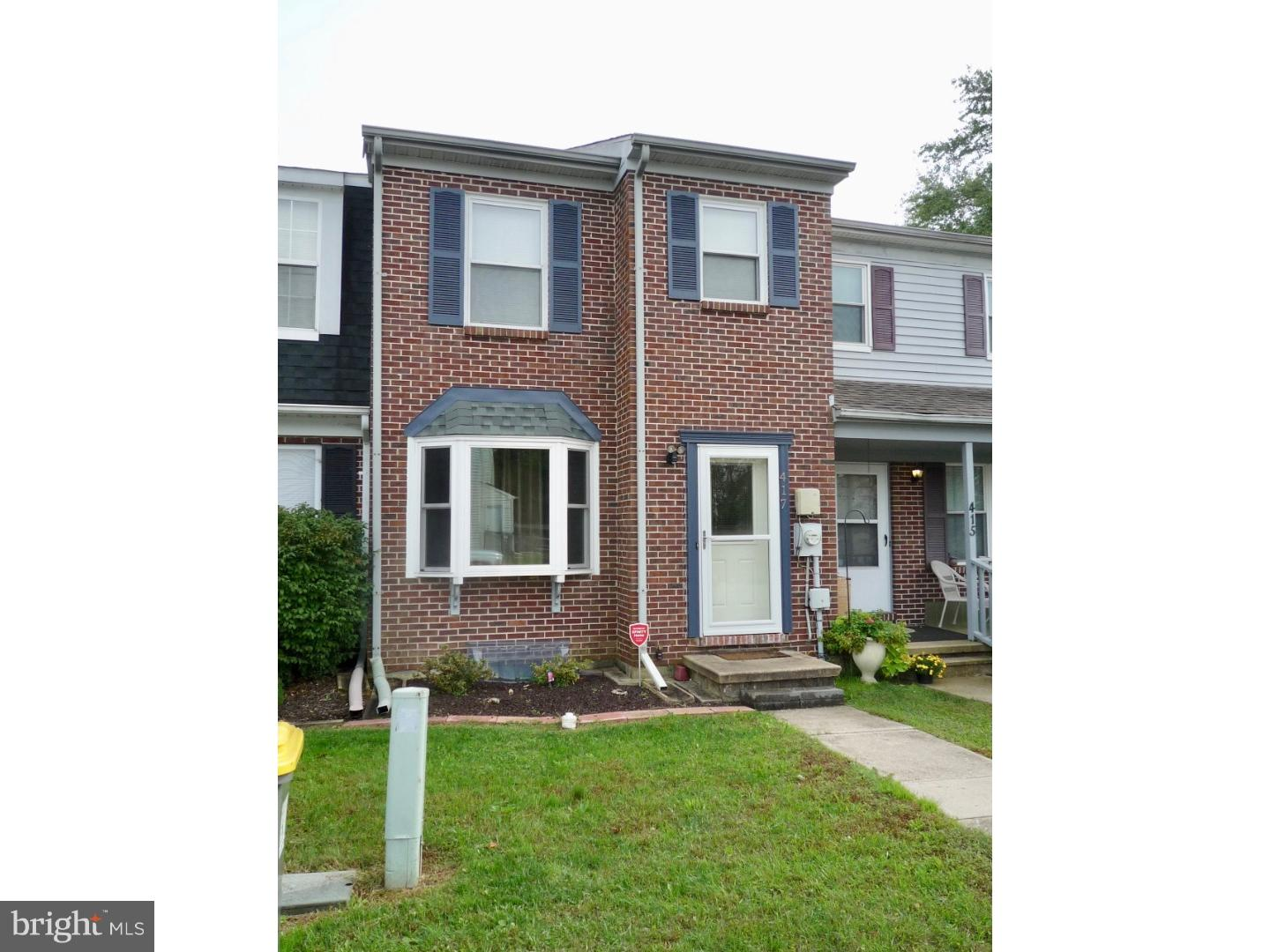 This spacious & nicely maintained Brick front 2Br town home is ready for its new owner! Note the pri