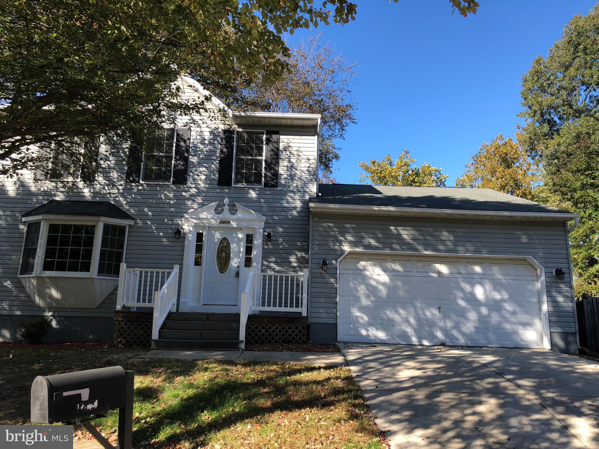 Beautifully renovated ~ 4 bedrooms ~ 3 full bathrooms ~ 1 half bath ~ Modern home ~ Brand new stainless steel appliances, hardwood flooring, and more! Come and see for yourself!