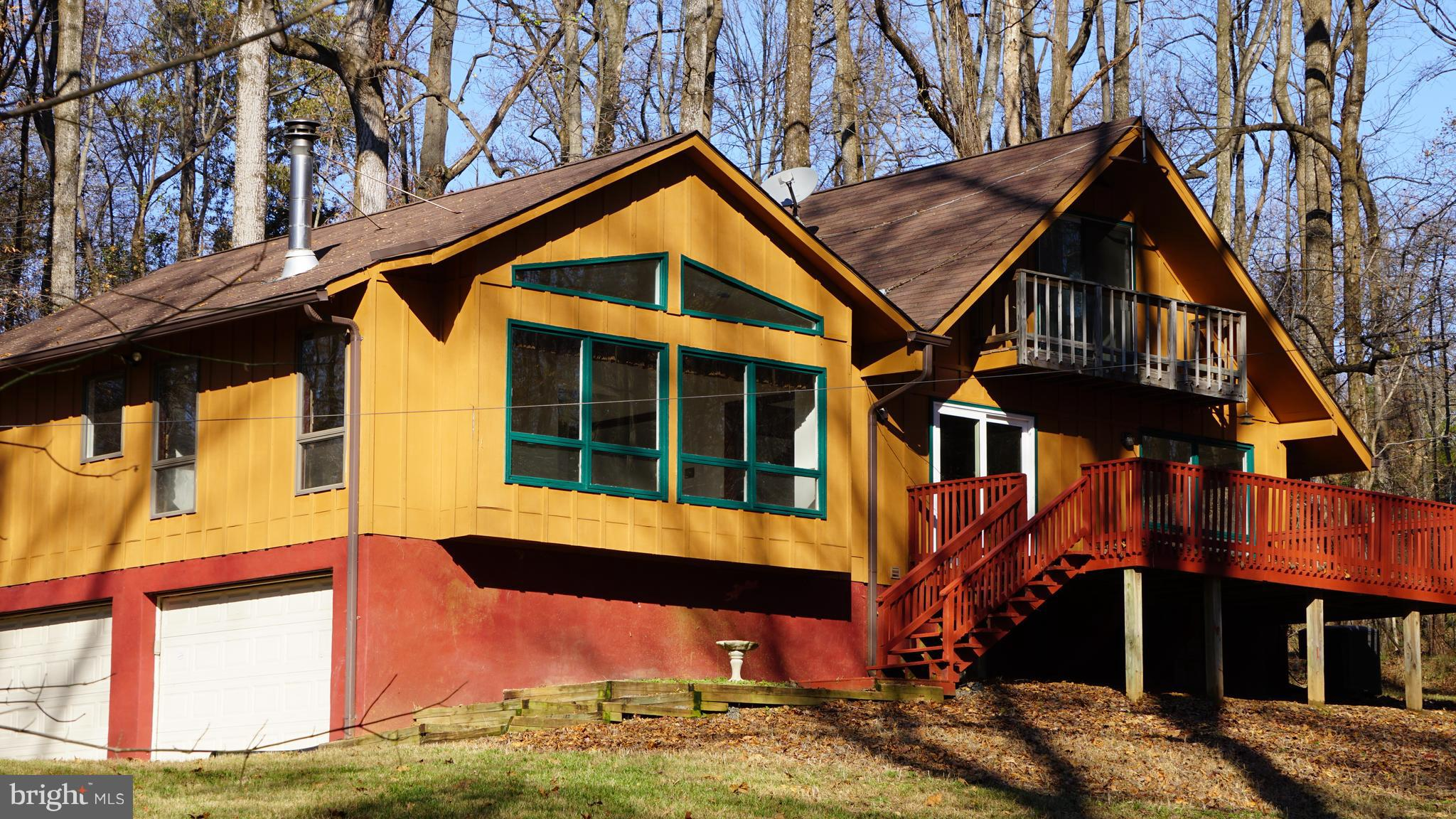 Great opportunity to own a home in the  Moyaone Reserve.  3/4 BR, 2.5 BA, 2 car garage chalet style