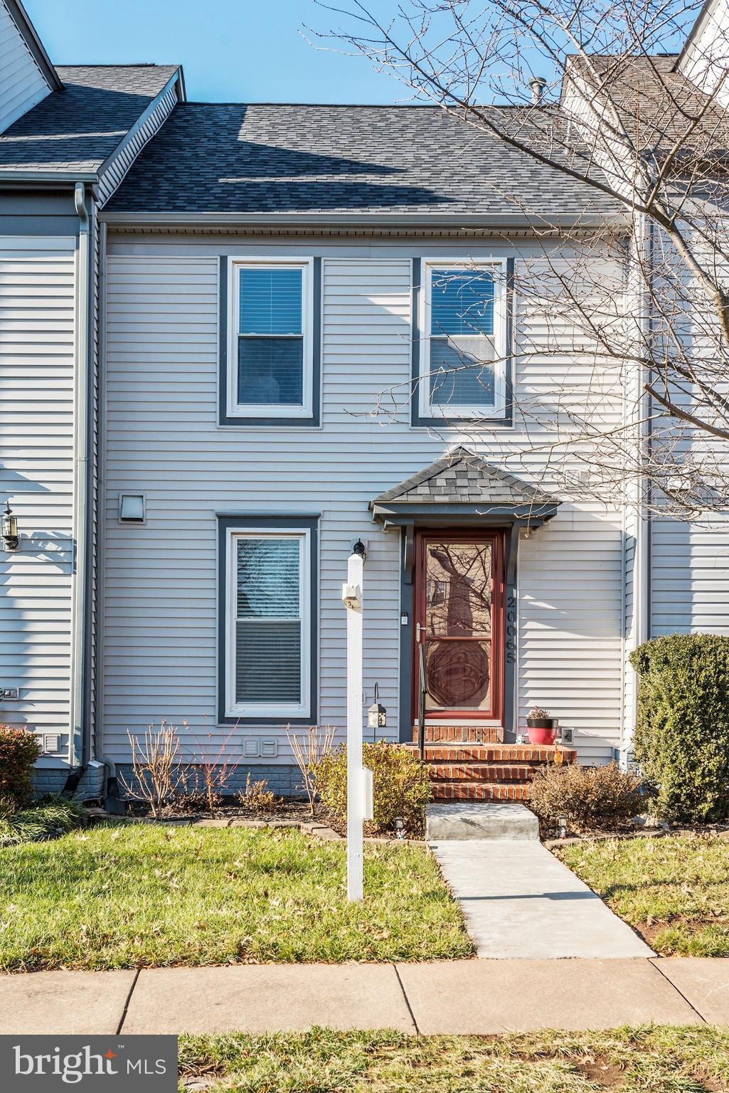 Immaculate move in condition 3 level town home located in Ashburn Village.  Lots of updates.  2 mast