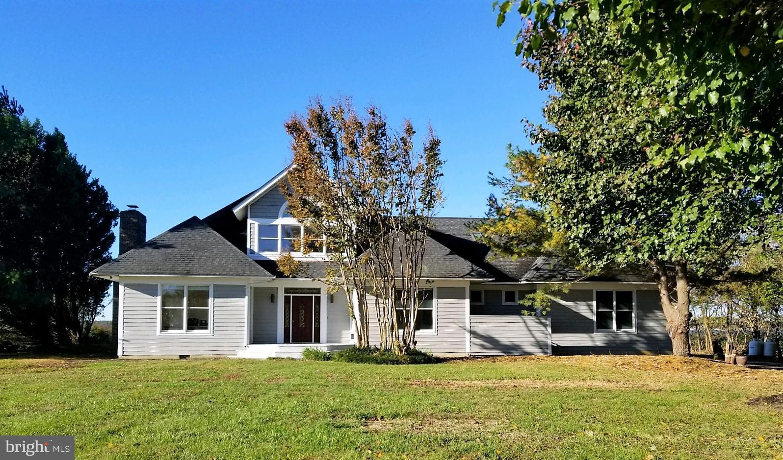 Wonderful Waterfront Home in Stevensville. This 3 Bedroom/3 Bath home offers an open floor plan, hig