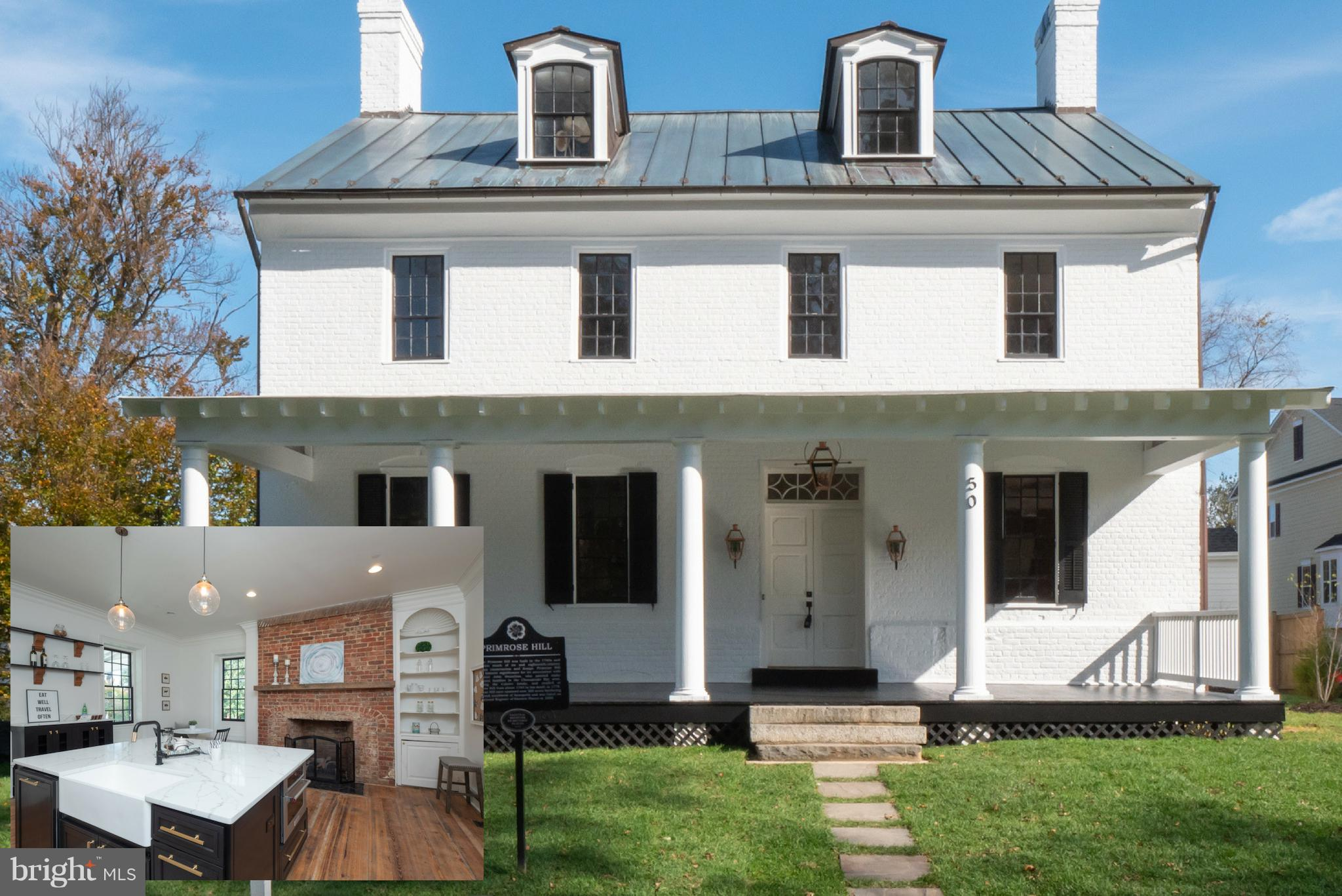 Now is your chance to own a piece of Annapolis history!  This home dates back to the late 1700's and
