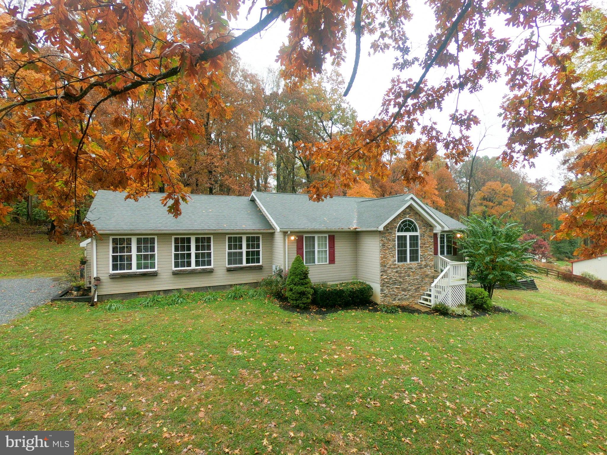 Gorgeous and well cared for Rancher on a full acre, just minutes from Virginia line and Route 7.  Sc