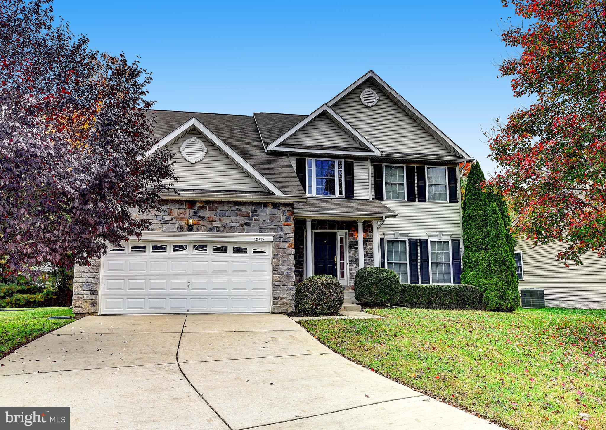Just listed in the Forest Oaks community. This 4br 2.5 bath colonial is ready for you to call home.
